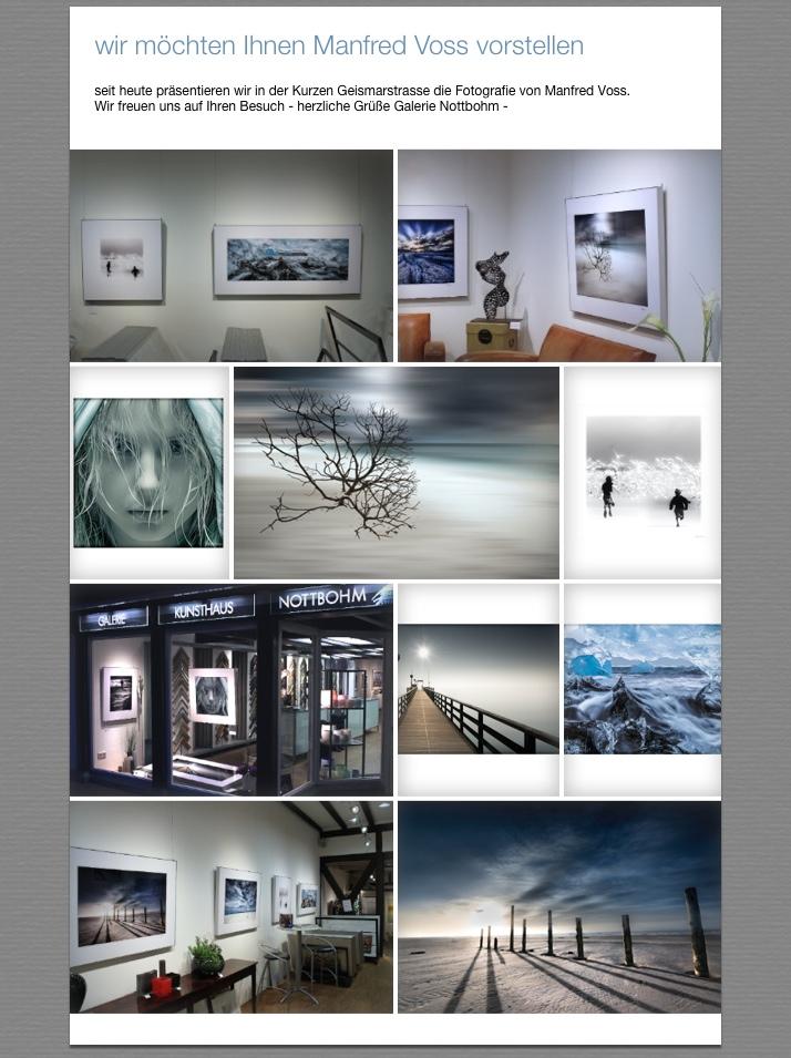 Galerie Nottbohm - Fotografie von VossManfred