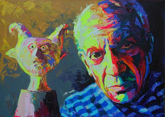 Er und Picasso